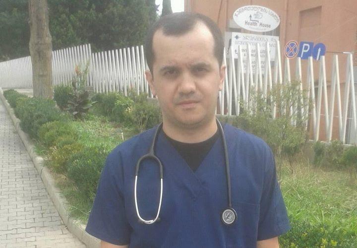 Один из солдат, пострадавший в Коджорской военной части, остается под наблюдением врачей в клинике Ингороква