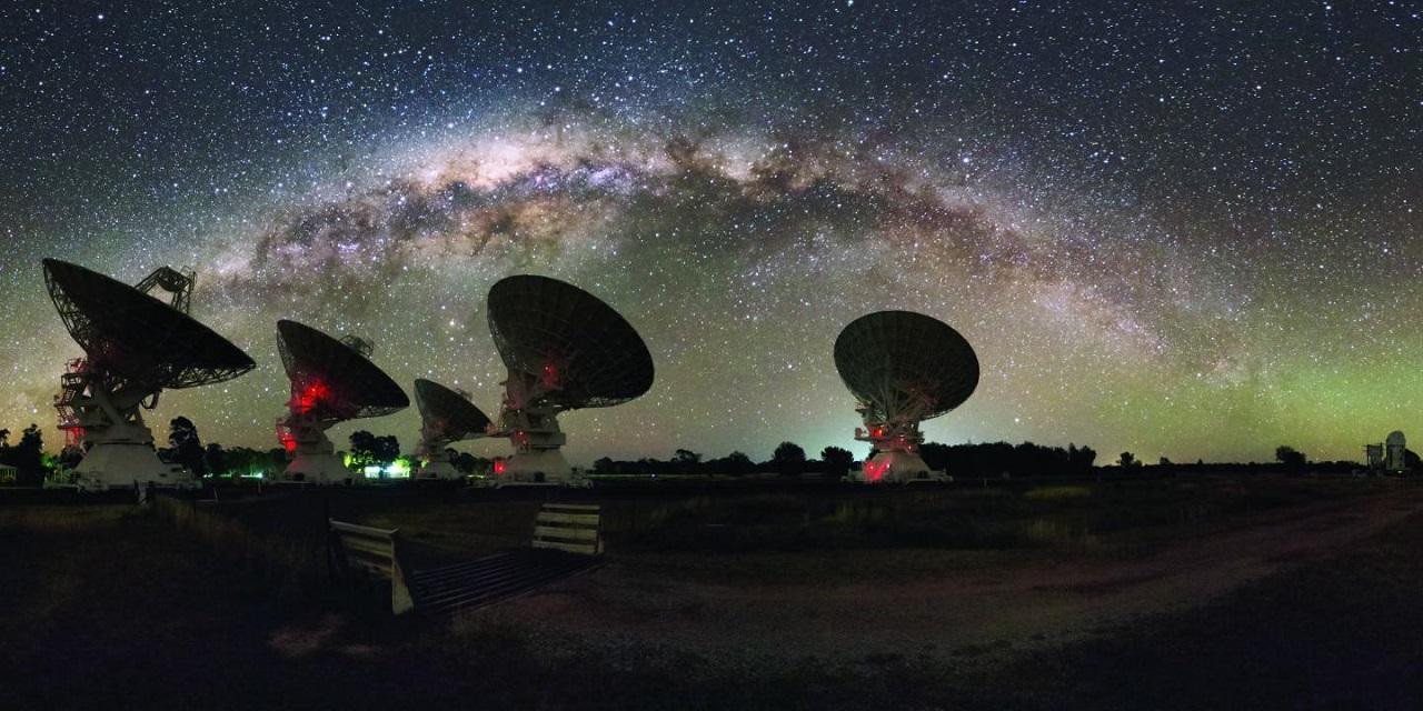 ასტრონომებმა კოსმოსიდან მომდინარე იდუმალებით მოცული ძლიერი, დაბალი სიხშირის რადიოსიგნალები დააფიქსირეს