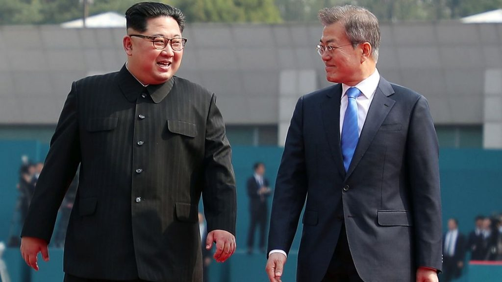 ჩრდილოეთ და სამხრეთ კორეას შორის სარკინიგზო და საავტომობილო მიმოსვლა წლის ბოლოს აღდგება