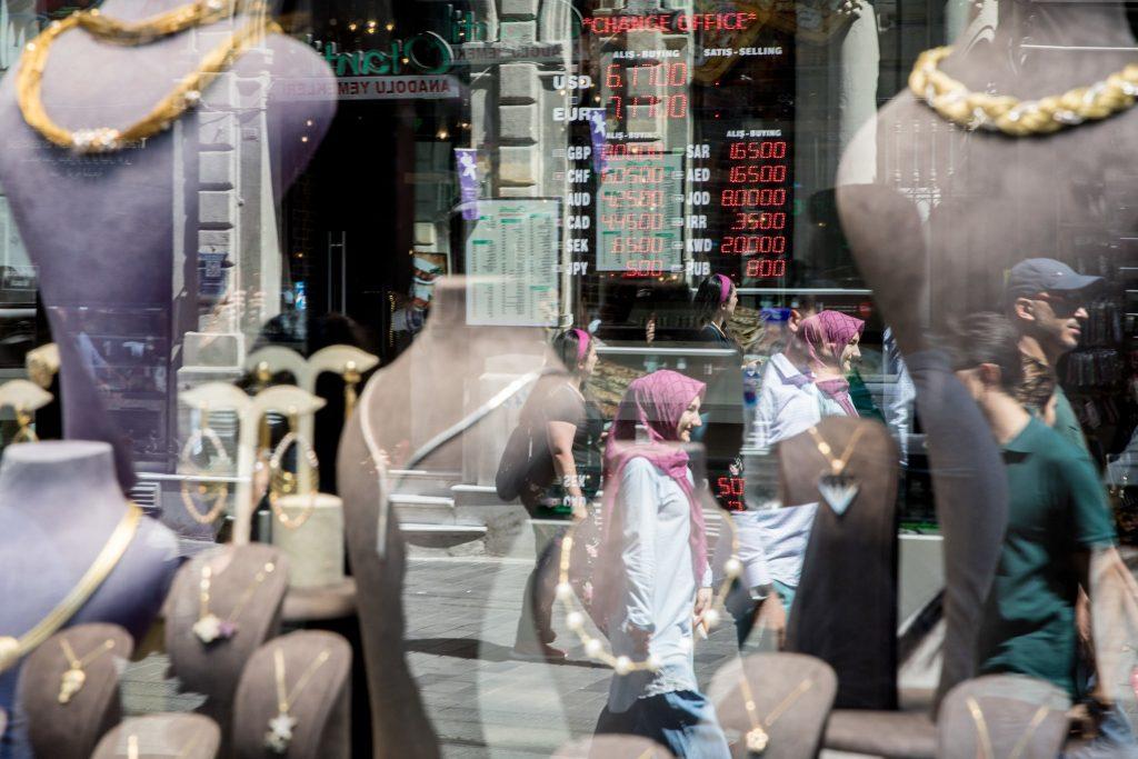 The New York Times - რატომ არის თურქული ლირის კრიზისი მნიშვნელოვანი თურქეთის საზღვრებს გარეთაც