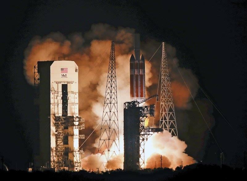 NASA-ն սկսել է ուսումնասիրել արեգակը