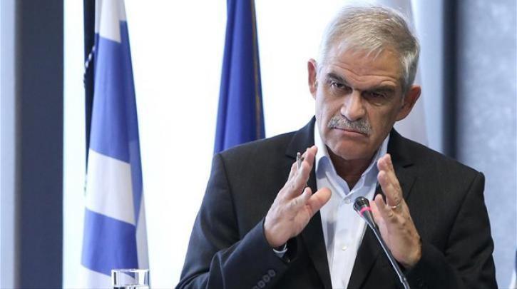 ტყის ხანძრების გამო, საბერძნეთში მინისტრი გადადგა
