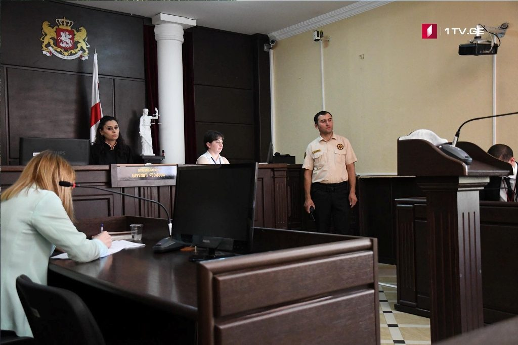 В Мцхетском суде пройдет досудебное заседание по делу Арчила Татунашвили