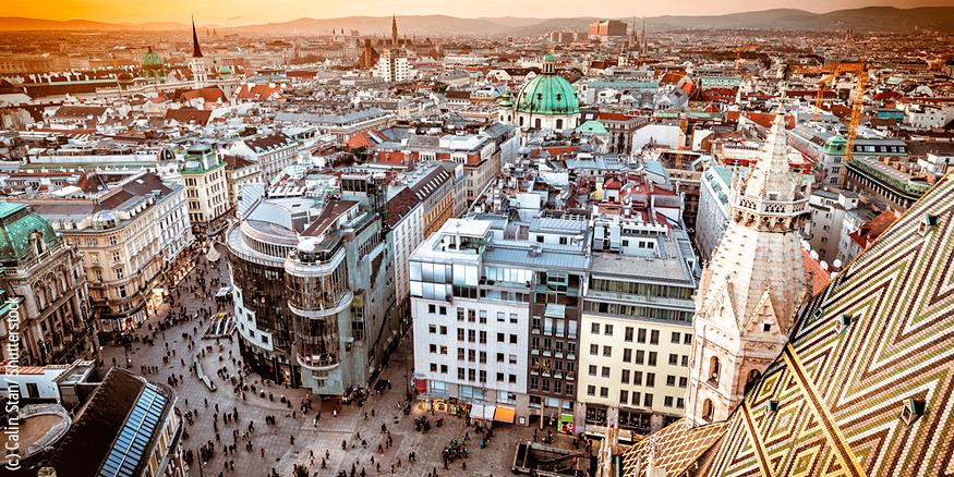 The Economist - Самый комфортный город для жизни Вена, а самый некомфортный - Дамаск