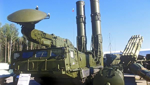 რუსეთმა სირიაში საბრძოლო ელექტრონული სისტემა განათავსა
