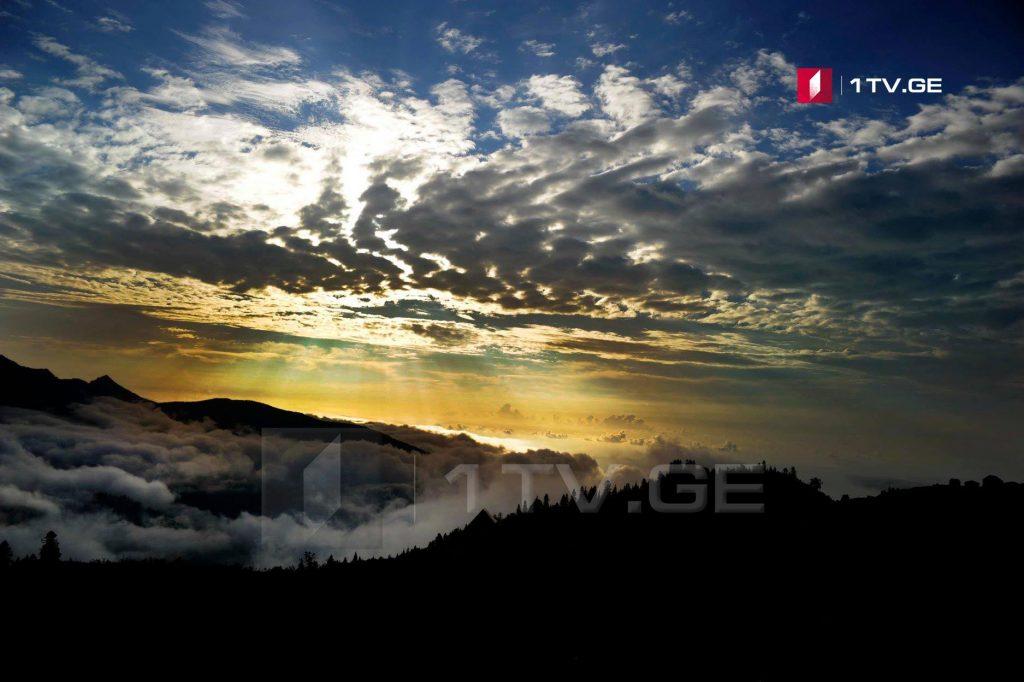 Վրաստանի Գոմիսմթա լեռնային հանգստավայրը՝ Իրակլի Գեդենիձեի ֆոտոօբյեկտիվում