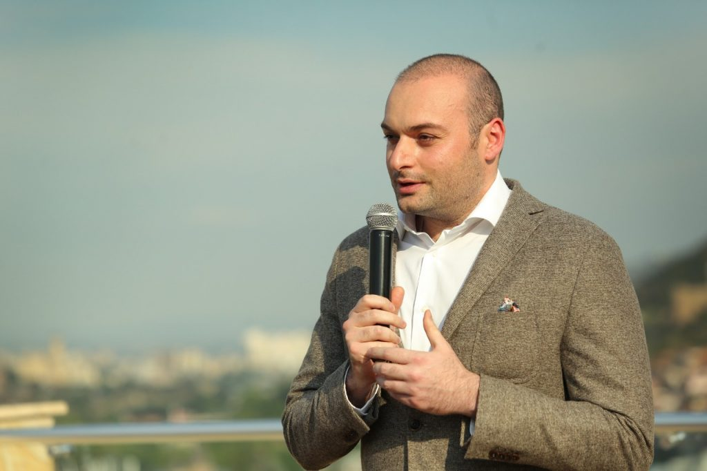Завтра Мамука Бахтадзе представит видение реформы образования в монастырском комплексе Икалто