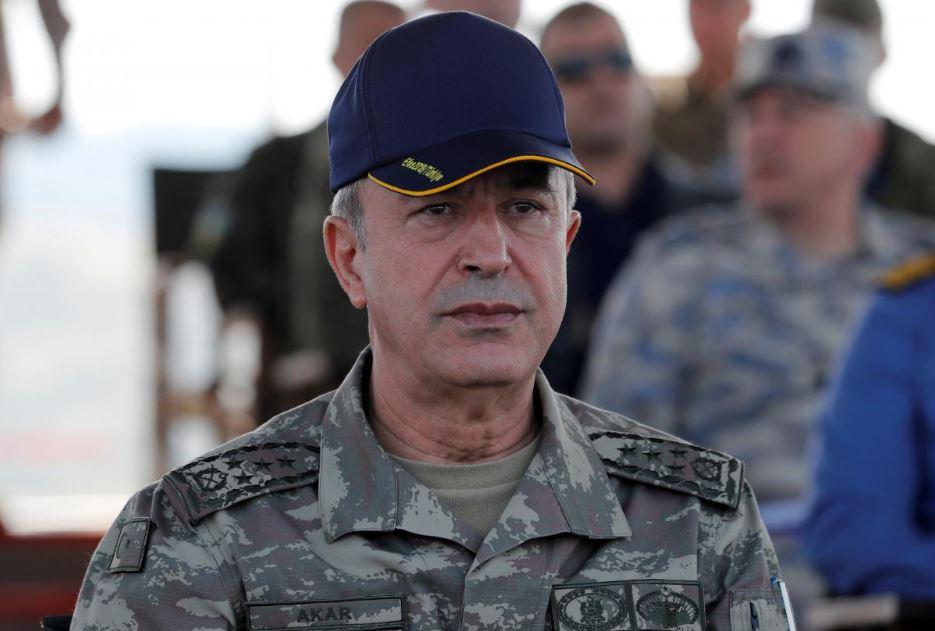 თურქეთის თავდაცვის სამინისტრო სირიის პროვინცია იდლიბზე ავიაიერიშების შეწყვეტას ითხოვს