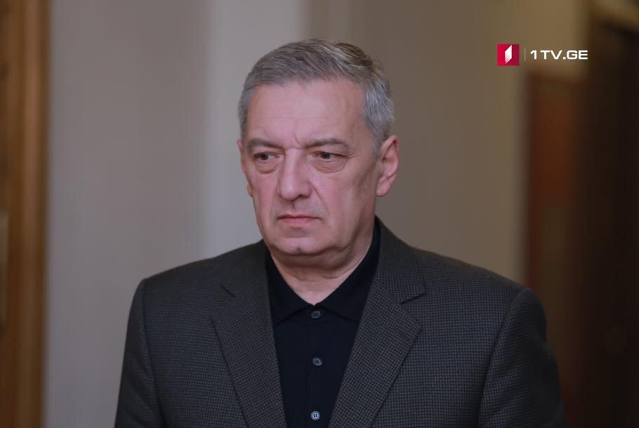 Гия Вольский - Цхинвали бомбили, этого никто не отрицает и делегация Саакашвили не отрицала этого на Парламентской ассамблее