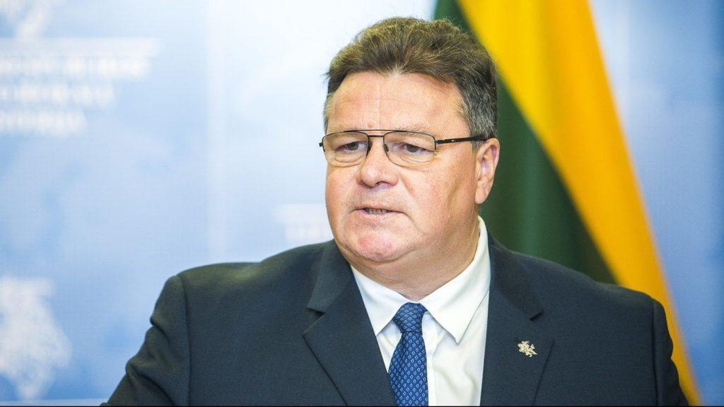 Линас Линкявичюс посетит Грузию с официальным визитом
