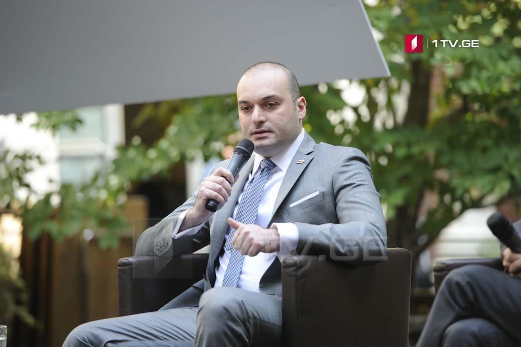 Mamuka Bakhtadze – More members of NATO believe that Georgia deserves membership of alliance
