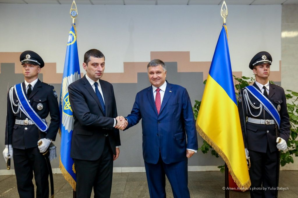 "Georgia and Ukraine agree on joint struggle against ""thieves-in-law"" and drug crime"