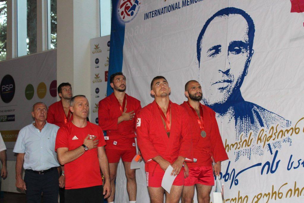 თბილისმა სამბოში მსოფლიოსა და ევროპის ჩემპიონის არჩილ ჩოხელის სახელობის საერთაშორისო მემორიალურ ტურნირს უმასპინძლა