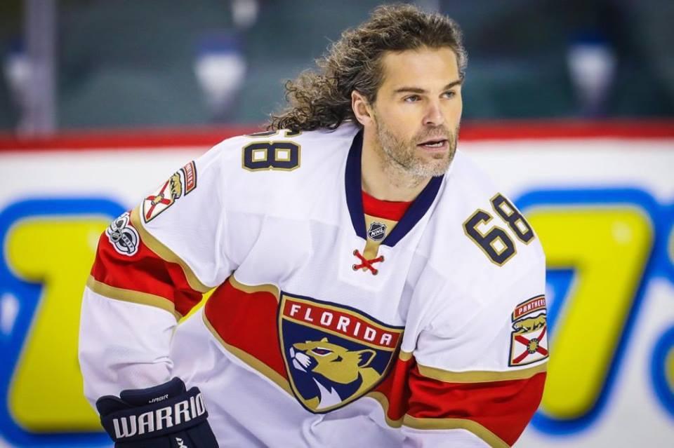 46 წლის იაგრი ისევ NHL-ზე ფიქრობს