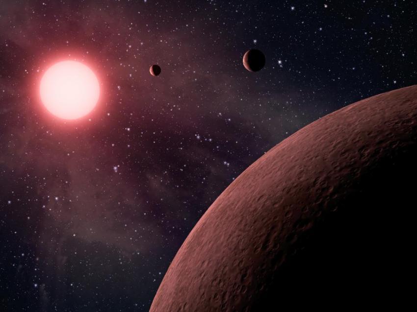 მთლიანად წყლით დაფარულ პლანეტებზე სიცოცხლე შესაძლებელია - ახალი კვლევა
