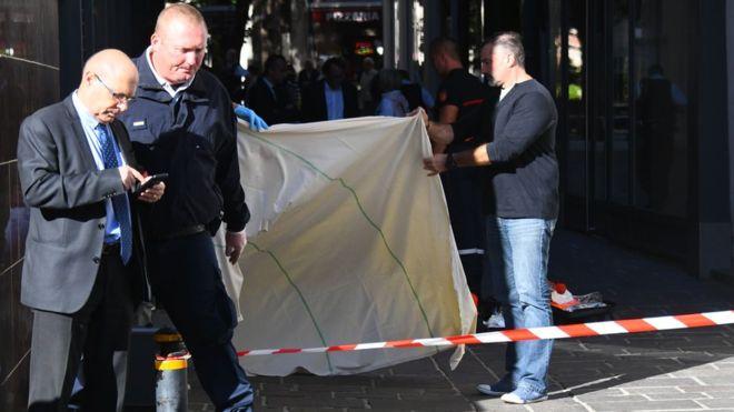Ֆրանսիայի Ռոդեզ քաղաքում սպանել են ոստիկանության պետին