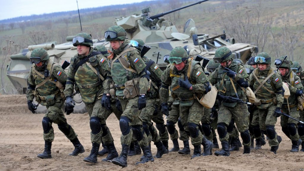"""რუსეთში მასშტაბური სამხედრო სწავლება """"ვოსტოკ 2018"""" იწყება"""