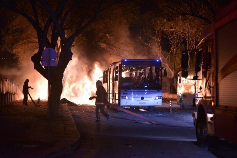 თურქეთში ექვს პირს ტერაქტის ორგანიზების ბრალდებით სამუდამო პატიმრობა მიუსაჯეს