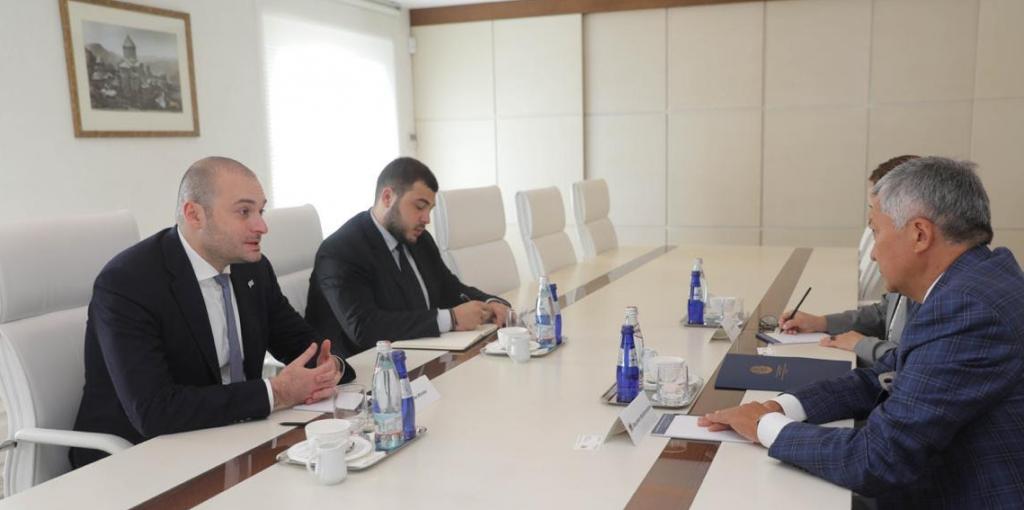 თბილისში საქართველო-ყაზახეთის ბიზნესფორუმის გამართვა იგეგმება