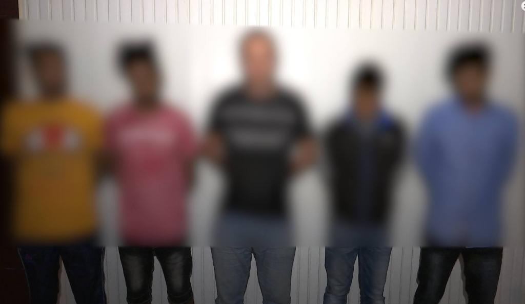 МВД задержало пять лиц за попытку незаконного пересечения государственной границы Грузии