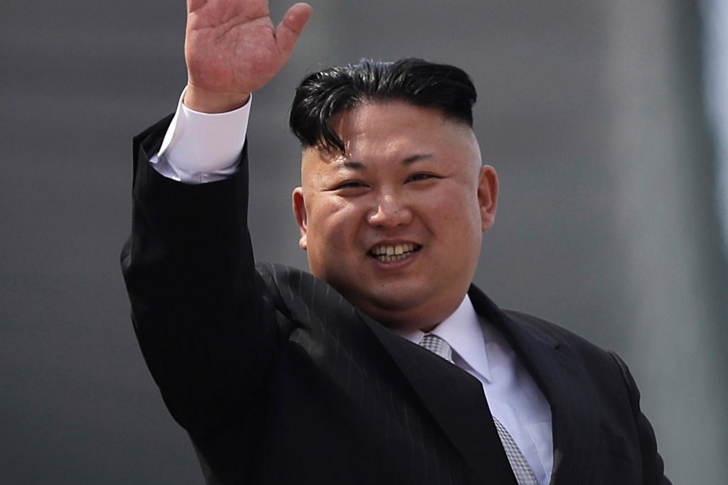 Ким Чен Ин Владимир Путинимæ фембæлды разыдзинад сбæлвырд кодта