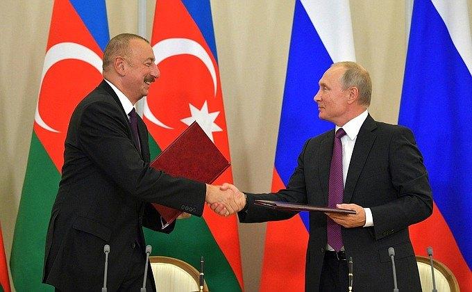 აზერბაიჯანმა რუსეთისგან ხუთი მილიარდი დოლარის სამხედრო პროდუქცია შეისყიდა