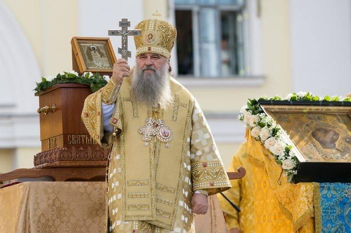 Հունաստանի իշխանությունները այցեգիր չեն տրամադրել Մոսկվայի պատրիարքարանի գործերի վարիչին