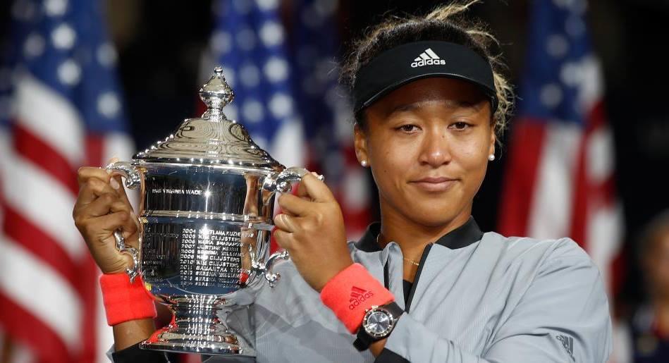 აშშ-ის ღიას იაპონელი ჩემპიონი ჰყავს