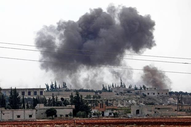 WSJ – Башар Асад разрешил использовать хлор в провинции Идлиб