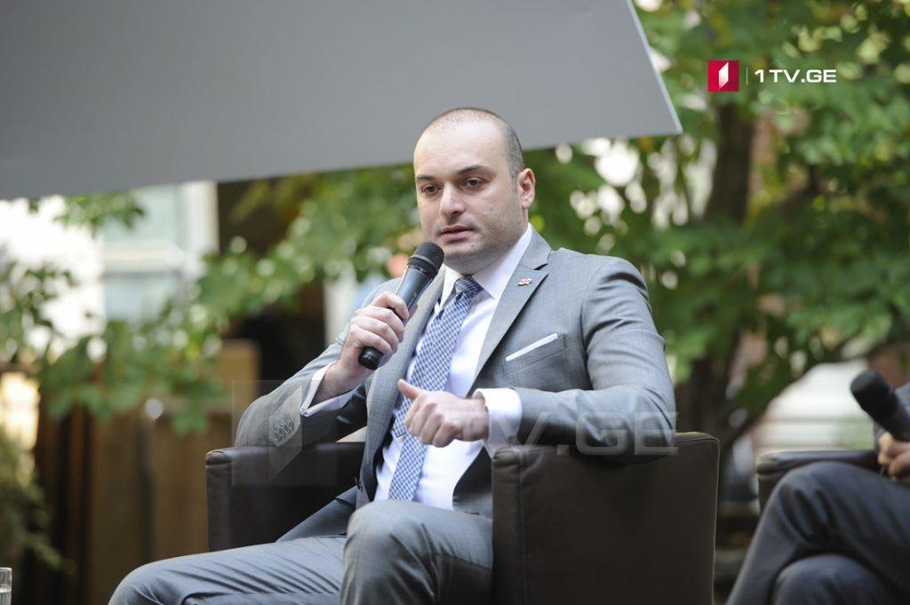 Mamuka Baxtadze - NATO-nun daha da artıq üzvü hesab edir ki, Gürcüstan aliyansın üzvlüyünə layiqdir