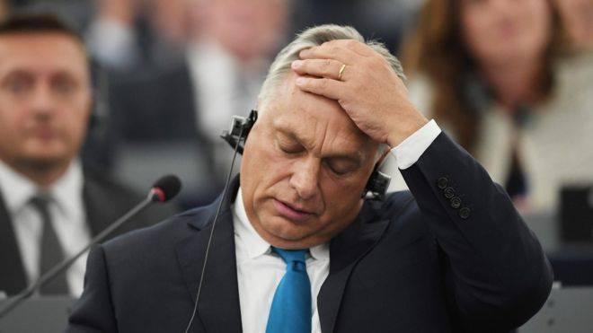 ევროკავშირის ღირებულებების დარღვევის ბრალდებით, ევროპარლამენტმა უნგრეთის წინააღმდეგ დისციპლინურ მოქმედებას მხარი დაუჭირა