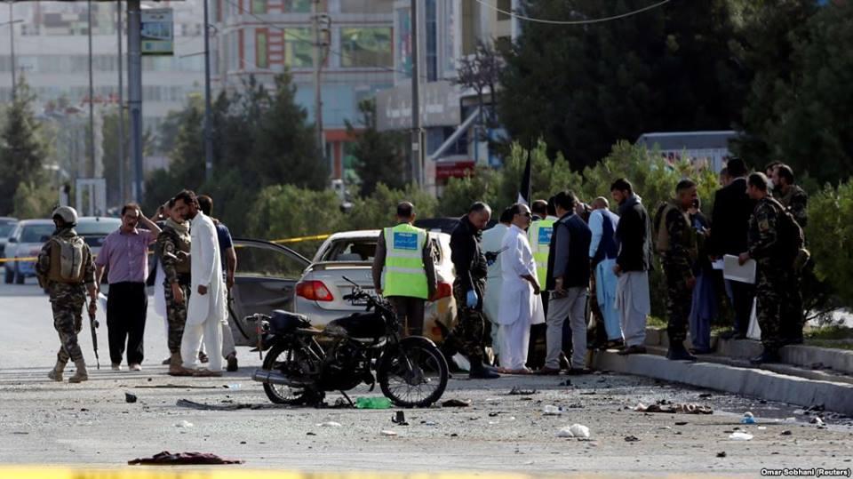 """ავღანეთის ჩრდილოეთით """"თალიბანის"""" მიერ ქვეყნის უსაფრთხოების ძალებზე თავდასხმებს 52 ადამიანი ემსხვერპლა"""