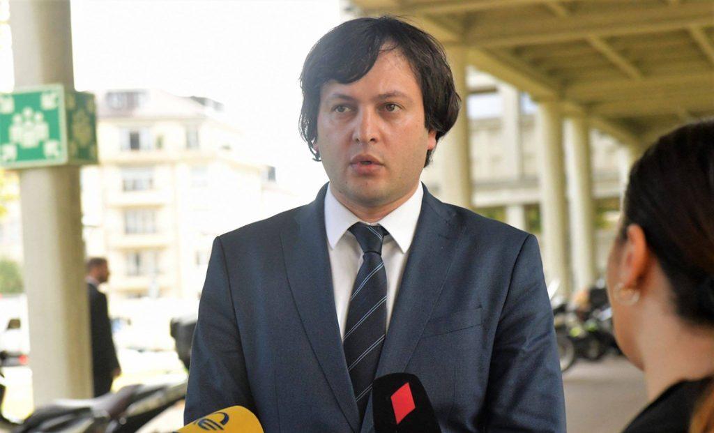 Ираклий Кобахидзе - Заявление Евросоюза в Совете Европы является еще одним важным документом о поддержке