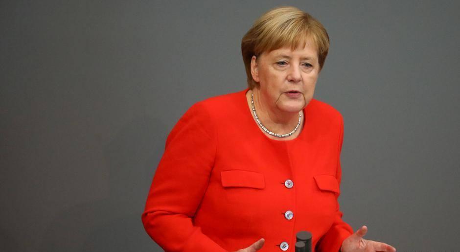 ანგელა მერკელი - სირიაში ქიმიური იარაღის გამოყენებას გერმანია რეაგირების გარეშე ვერ დატოვებს