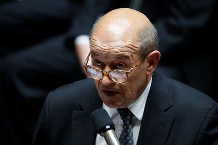 საფრანგეთის საგარეო საქმეთა მინისტრი - იდლიბის დაბომბვა შესაძლოა, ომის დანაშაულად ჩაითვალოს