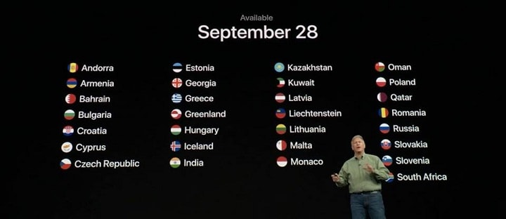 Apple store ქართულად - კომპანიამ სამი ახალი iphone წარადგინა
