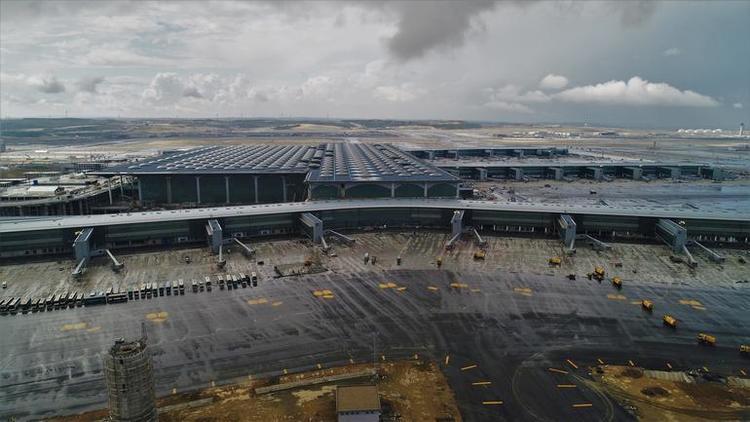 თურქეთის ახალიაეროპორტის მშენებლობაზე მომუშავე მუშების აქცია პოლიციამ ცრემლსადენი გაზით დაშალა