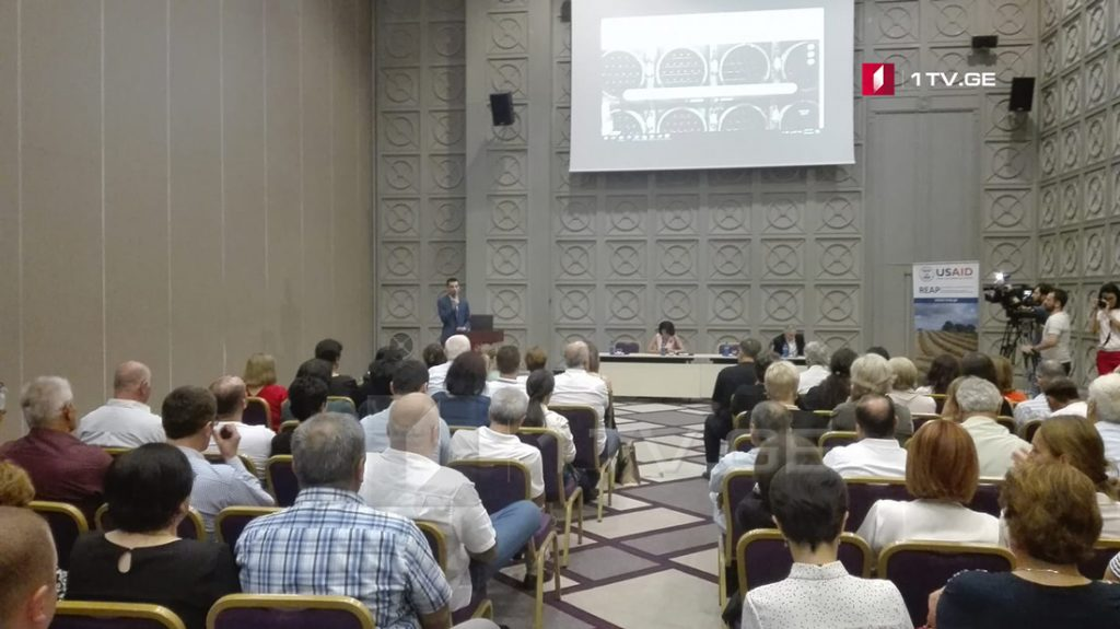 Агентство «Производи в Грузии» организовало встречу с местными бизнес-субъектами в Батуми