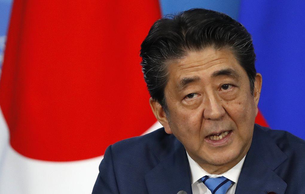 იაპონიის პრემიერ-მინისტრი - ტერიტორიული დავის მოგვარებამდე, რუსეთთან სამშვიდობო შეთანხმება ვერ გაფორმდება