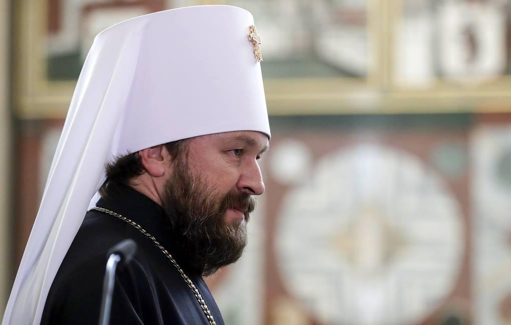 რუსეთის საპატრიარქო - კონსტანტინოპოლს სხვა ეკლესიების საქმეებში ჩარევის უფლება არ აქვს