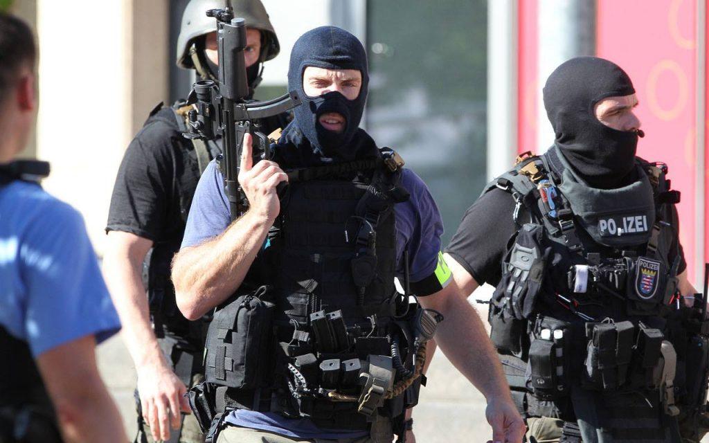 """გერმანიაში """"ისლამურ სახელმწიფოსთან"""" კავშირში ეჭვმიტანილი დააკავეს"""