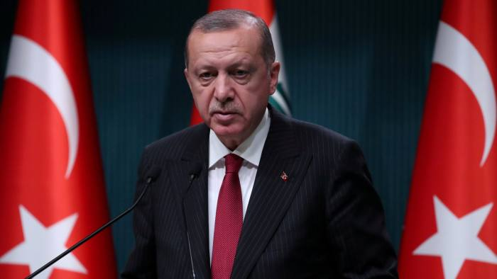 რეჯეფ თაიფ ერდოღანმა საკუთარი თავი თურქეთის სუვერენული კეთილდღეობის ფონდის ხელმძღვანელად დანიშნა