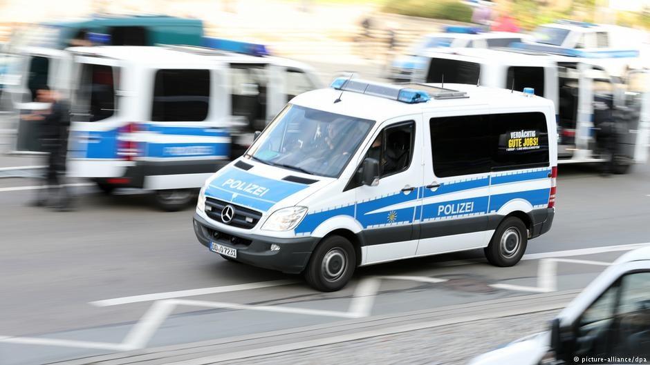 გერმანიის ქალაქ კემნიცშიექვსი ნაციონალისტი დააკავეს