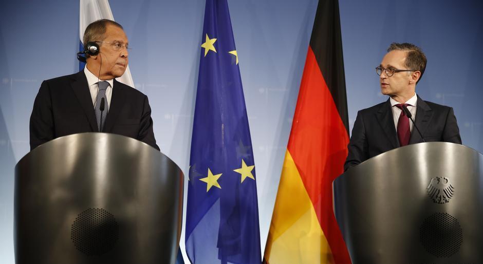 გერმანიის საგარეო საქმეთა მინისტრი რუსეთს ბაშარ ალ ასადზე ზეგავლენის მოხდენისკენ მოუწოდებს