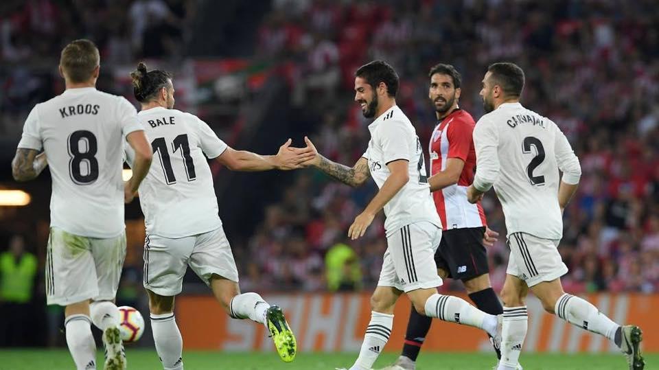 Ռեալը կորցրել է առաջին միավորները