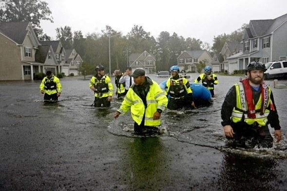"""აშშ-ში ქარიშხალ """"ფლორენსის"""" შედეგად გარდაცვლილთა რიცხვმა 31-ს მიაღწია"""
