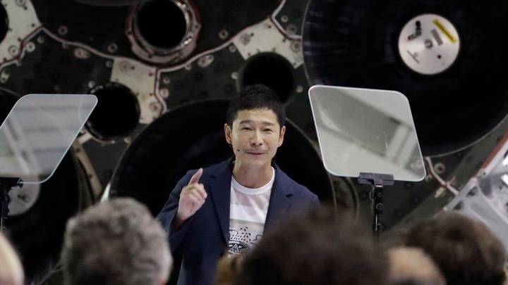 SpaceX-მა შეარჩია პირველი ტურისტი, რომელიც მთვარის გარშემო იმოგზაურებს