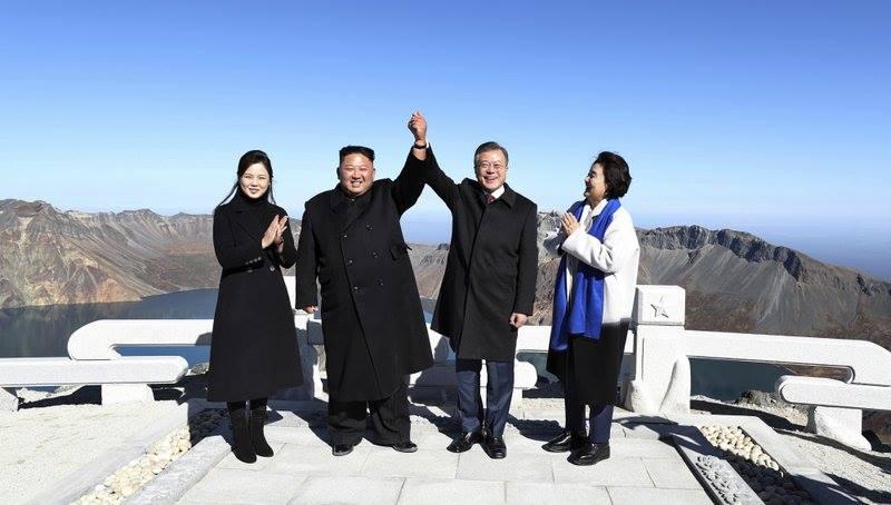 სამხრეთ კორეის პრეზიდენტი - კიმ ჩენ ინს ფხენიანში აშშ-ის სახელმწიფო მდივანთან ბირთვულ საკითხზე მოლაპარაკებები სურს