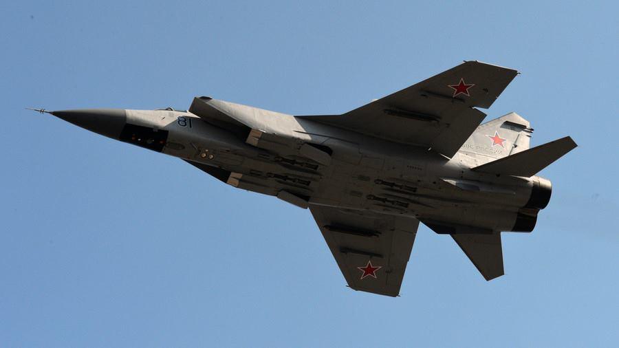 რუსეთში MiG-31-ის ტიპის ავიაგამანადგურებელი ჩამოვარდა