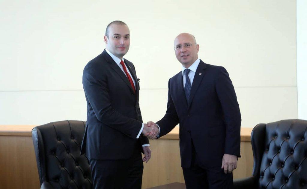 Mamuka Bakhtadze to visit Moldova on October 5